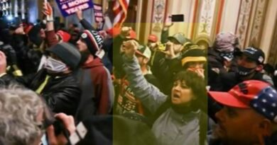 Una asambleísta republicana de Massachusetts arrestada por el FBIpor dirigir asalto al capitolio