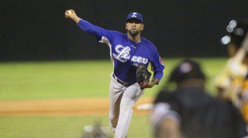 César Valdez es incluido en rotación de Águilas para Serie del Caribe 2021