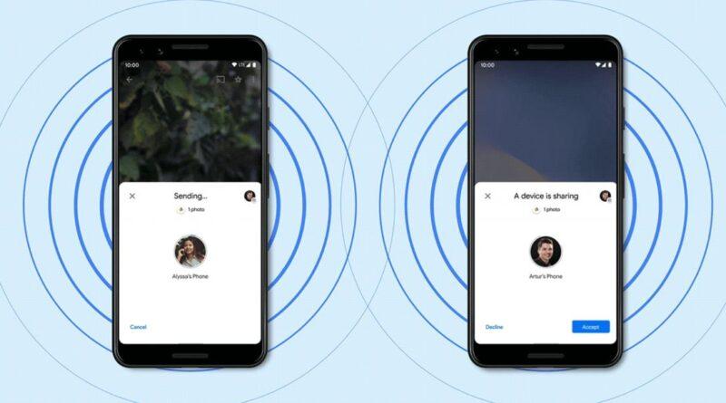 Compartir la contraseña del WiFi con Android será más fácil y rápido con la próxima función de Nearby Share