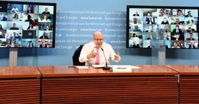 Cumbre Corona con Altmaier Las brechas entre empresas y ministros
