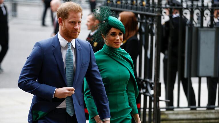 El príncipe Harry y la duquesa Meghan están esperando su segundo hijo