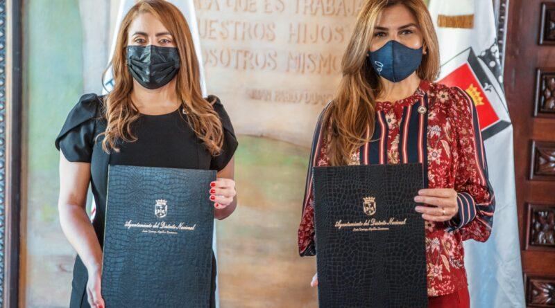 ADN y Prosoli aunarán esfuerzos en favor de segmentos vulnerables del Distrito Nacional