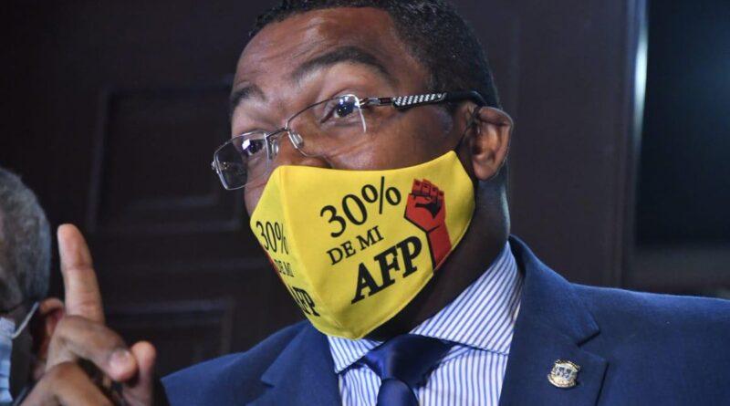 Advierten a diputado Botello dar marcha atrás a protesta del 27 de febrero en Congreso Nacional