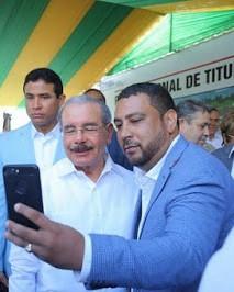 Alberto Peláez dice que Danilo Medina debe ser escogido presidente del PLD