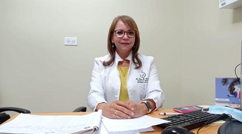 Asunto: Saludos. NP. Ginecóloga del Moscoso Puello aboga por respeto a derechos niñas y mujeres