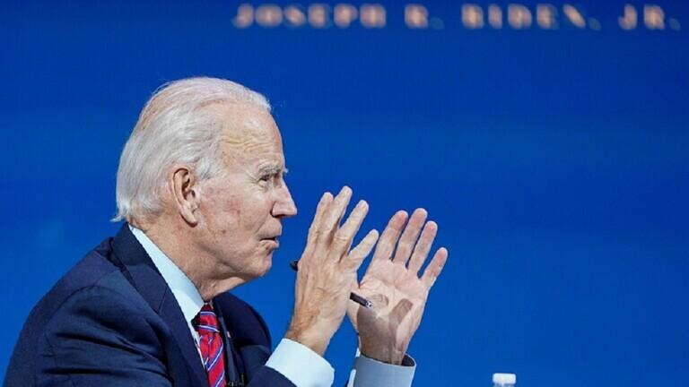 Biden no considera dividida a la sociedad estadounidense
