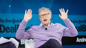 """Bill Gates advierte a los jefes de automóviles alemanes de una """"tragedia"""""""