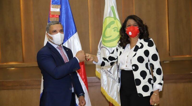 CONANI da pasos importantes para mejorar la calidad de vida de la niñez y adolescencia en República Dominicana