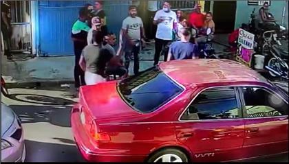 Cámara de seguridad capta momento en que matan a Dieguito Alcalá