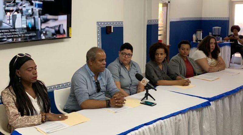 Coalición GLBTIQ Dominicana pide dar curso al proyecto de Ley General de Igualdad y no Discriminación.