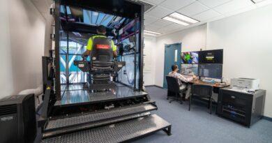 DP World introduce Simulador de grúas como herramienta de entrenamiento