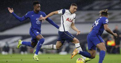 Después de perder ante el Chelsea, las próximas semanas son cruciales para el apático Tottenham Hotspur