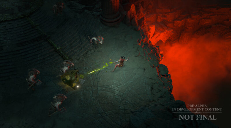 Diablo 4: la clase Rogue regresa con un estilo de juego adaptable