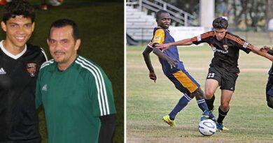Diego Ceara lo tiene todo como futbolista, en Santiago lo quieren en su equipo