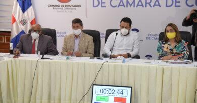 Diputados concluyeron entrevistas a postulantes a la Cámara de Cuentas
