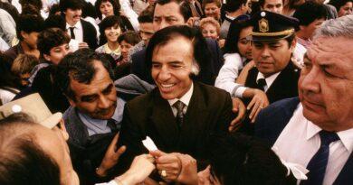 Líderes regionales despidieron a al ex presidente argentino Carlos Menem