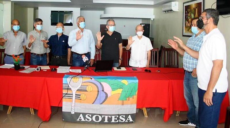 Eligen nueva directiva de ASOTESA, Gustavo Gómez es el nuevo presidente