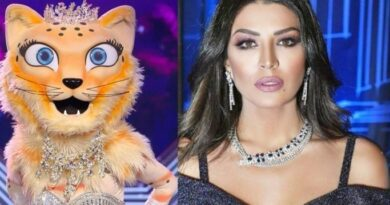 Esto es lo que dijo Amal Bouchoucha sobre su escondite con la máscara Cheetah en The Masked Singer