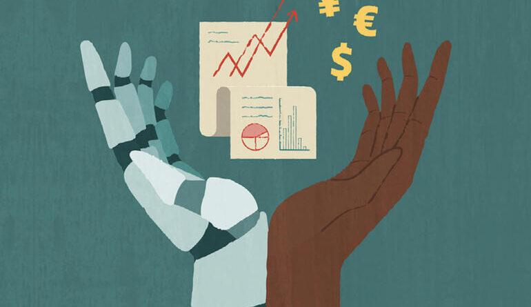 Estudio global: la gente confía en los robots más que en ellos mismos en asuntos de dinero