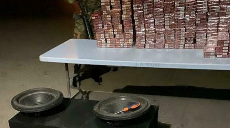 Ministerio Público solicitará prisión preventiva contra regidor del PLD que contrabandeaba cigarrillos