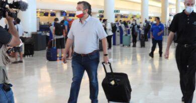 'Flyin' Ted ': Cruz es nombrado principal republicano en el subcomité de aviación del Senado después de su viaje a Cancún