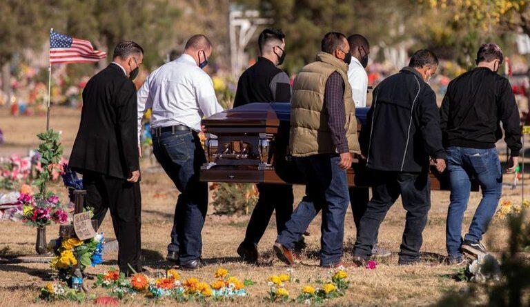 Estados Unidos superó el medio millón de muertes por COVID-19