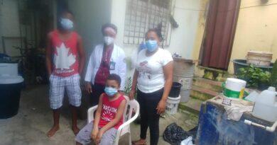 Hospital Moscoso Puello va a Capotillo a dar asistencia y prevenir enfermedades