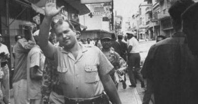 Hoy se cumplen 48 años del asesinato del coronel Caamaño