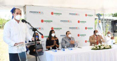 Inauguran Farmacia del Pueblo que beneficiará 20 comunidades de Hato Mayor
