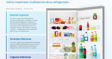 Infografía] Los mejores consejos de refrigeradoras: cómo mantener los alimentos frescos por más tiempo