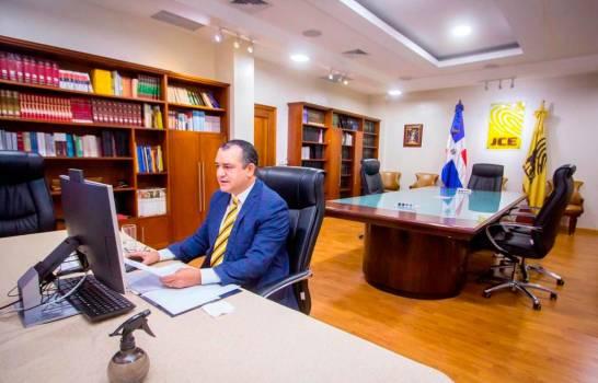 Presidente de la JCE quiere redistribuir los fondos de los partidos políticos