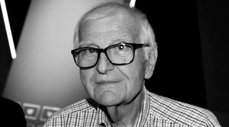 Leyenda del periodismo y patriota de Kladno. Murió el renombrado periodista Otakar Černý