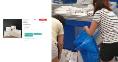 Los singapurenses allanan Ikea en busca de juegos de Lego, los revenden en Carousell para obtener ganancias