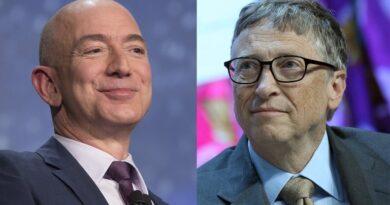 Bill Gates le propuso a Jeff Bezos trabajar juntos para combatir el cambio climático