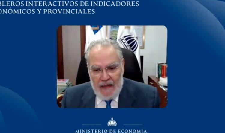 Gobierno presenta plataforma interactiva de indicadores económicos