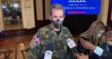 Ministro de Defensa asegura no han conversado con secuestrados en Haití