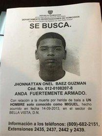 Policía de Madrid apresa joven mató limpiavidrios en 2013