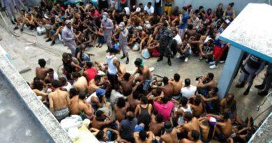 Prisiones valora el interés de la Cámara de Diputados en mejorar el penal de La Victoria