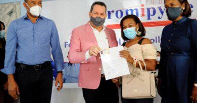 Promipyme otorga 50 millones de pesos en préstamos en El Seibo y Hato Mayor