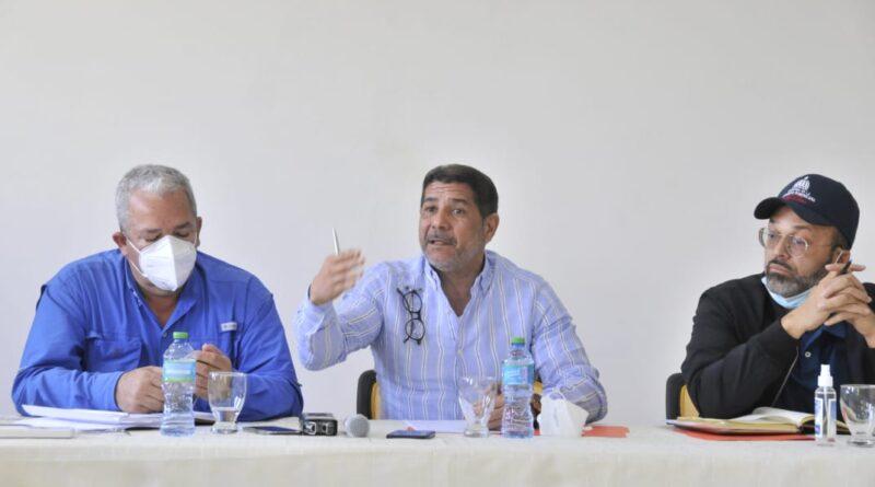 RAMÓN ALBURQUERQUE ASEGURA JOSEFA CASTILLO SANEARA LA SUPERINTENDENCIA DE SEGUROS