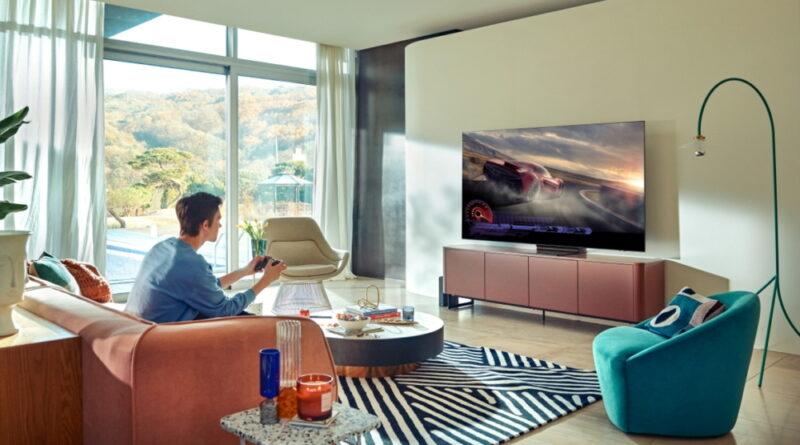Samsung trae la mejor experiencia de juego a los Neo QLED y QLEDs de 2021