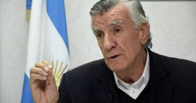 José Luis Gioja dio positivo de COVID-19