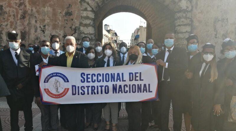 Yudelka Laureano afirma Día del Abogado encuentra a los profesionales del derecho con espacio laboral limitado