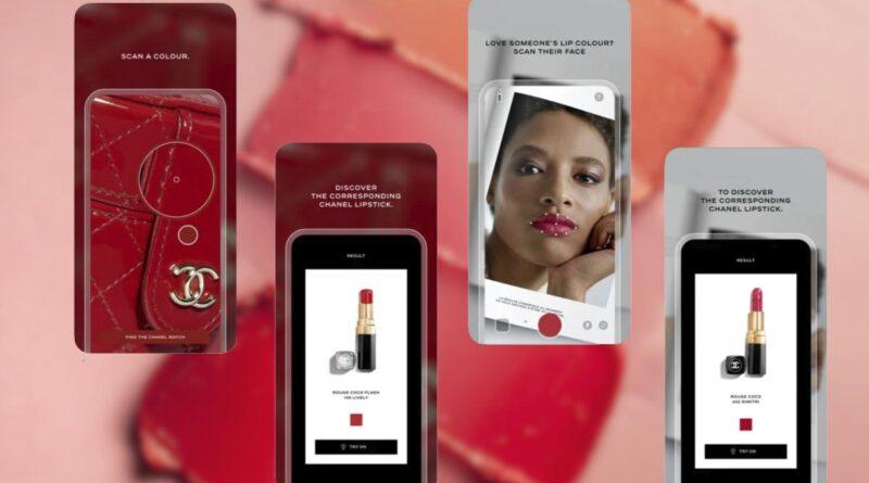 Realidad aumentada al servicio de la moda: Chanel lanza una aplicación para encontrar el pintalabios perfecto