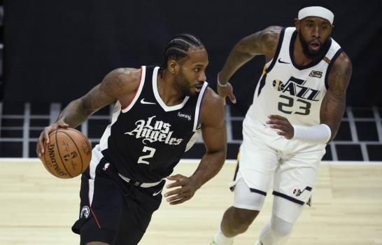 Clippers ganan al Jazz; le frenan racha de nueve victorias