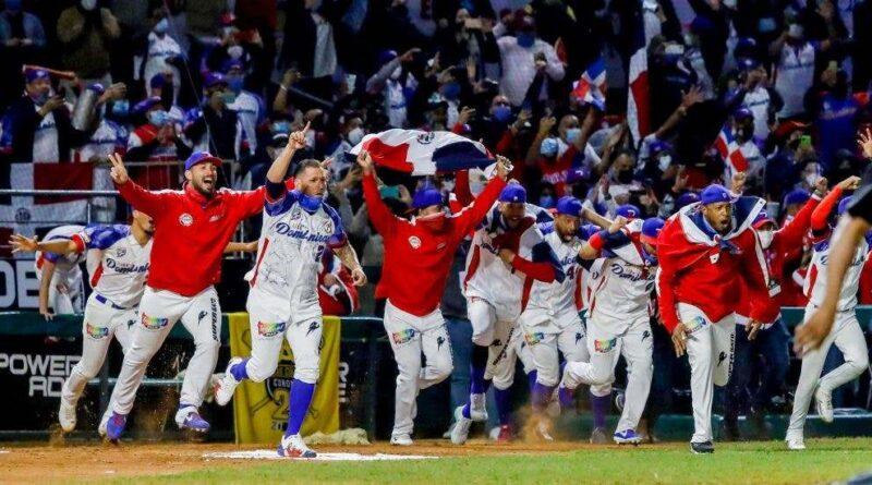 Dominicana vence a PR y gana la Serie del Caribe