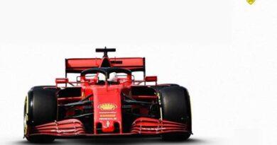 Ferrari SF21 de Sainz será presentado el 10 de marzo