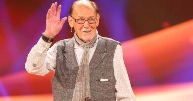 Herbert Köfer celebra su centenario