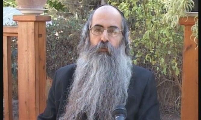 El Ministerio de Salud lucha contra el rabino Yuval Asherov