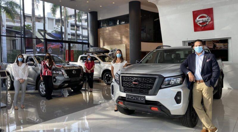 La nueva todoterreno Nissan Frontier 2022 llega a la República Dominicana